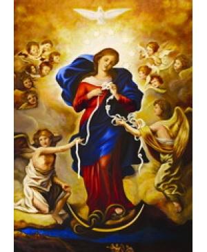 Марія, що розв'язує вузли