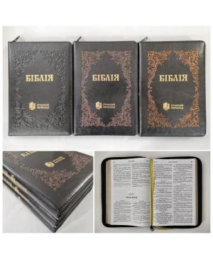 Біблія канонічна (сучасний переклад Турконяка), замінник шкіри на замочку